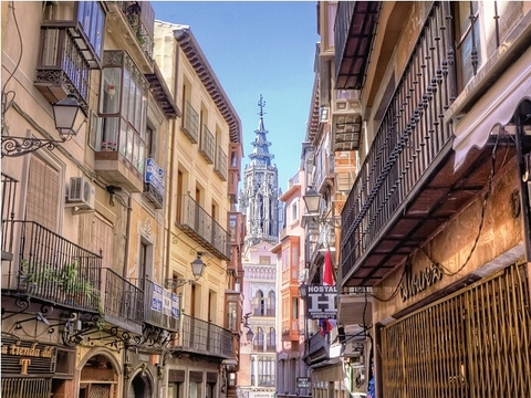 5-Day Andalusia & Toledo Tour from Barcelona