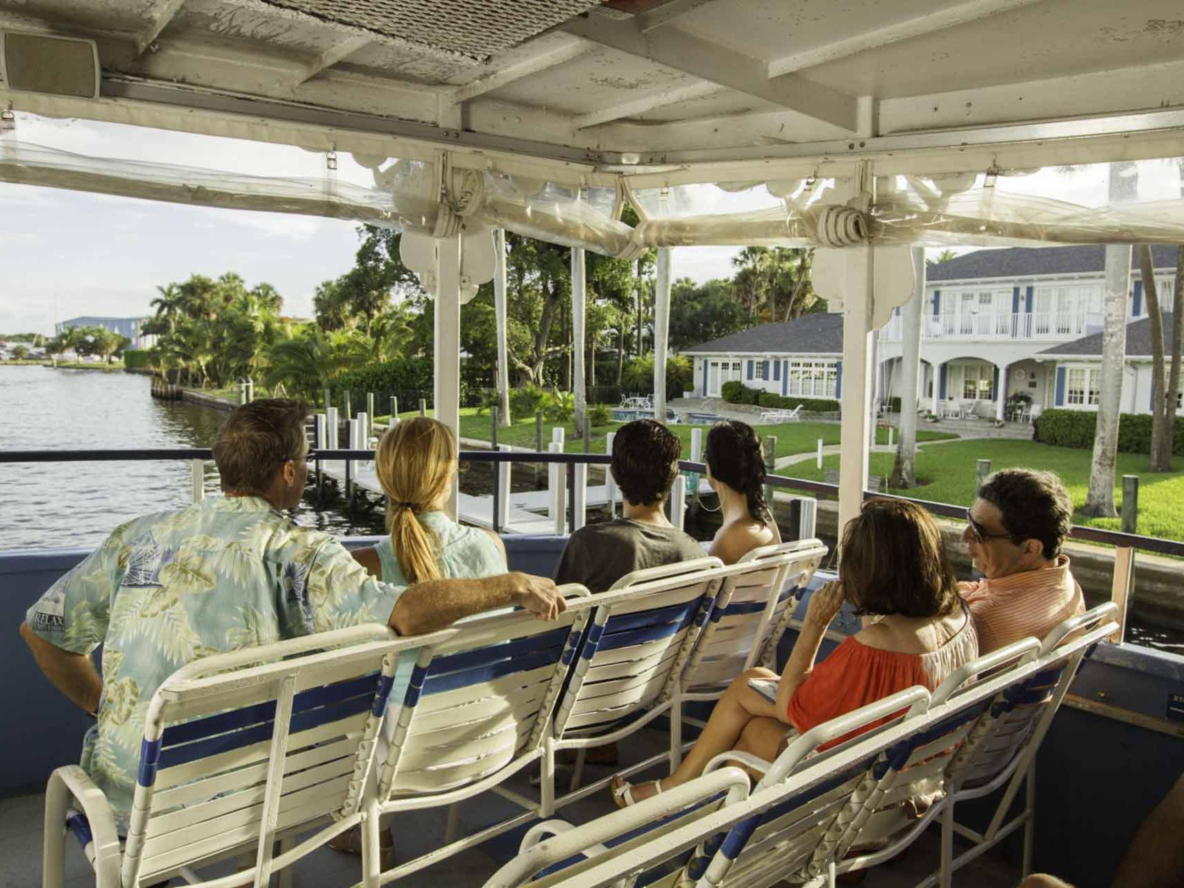 Fort Lauderdale Island Adventure Tour