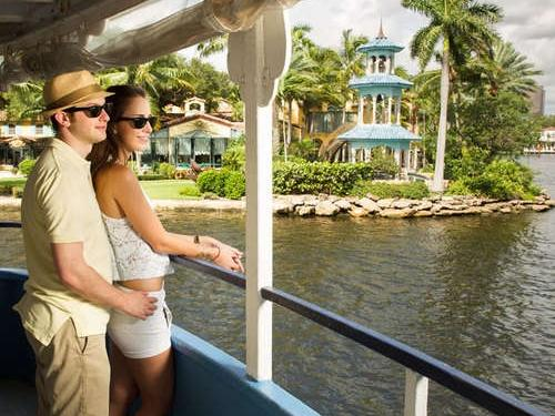 Fort Lauderdale Sightseeing Cruise Tour