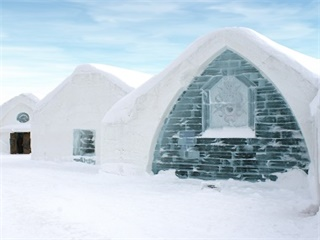 3-Day Ice Hotel, Kingston, Ottawa, Montreal, Quebec City Winter Tour From Toronto
