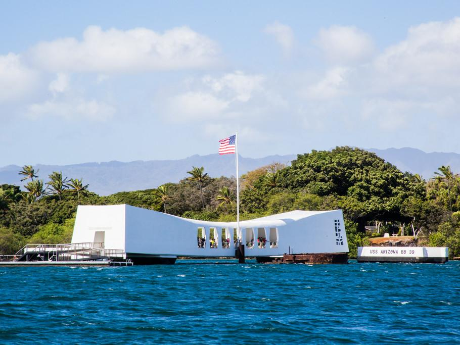 1-Day Pearl Harbor by Air, Land and Sea Tour