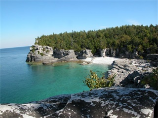 1-Day Bruce Peninsula Tour from Toronto