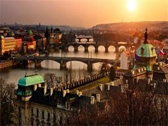 8-Day Charm of Eastern Europe, Vienna, Munich, Budapest from Paris
