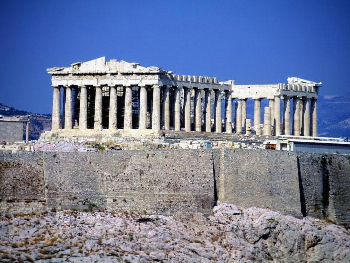 Sightseeing Tour of Athens and the Athens Acropolis