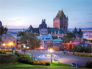 11-Day Eastern Canada, The Maritimes and Niagara Falls Tour from Toronto