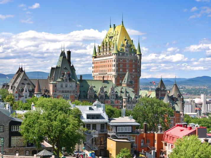 1-Day Quebec Tour from Montreal