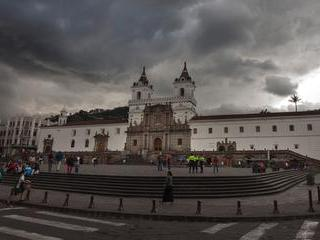 Quito City Sightseeing and Middle of the World Monument Tour