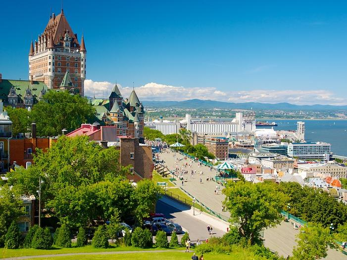 7-Day Eastern Canada 4 Provinces Tour from Montreal