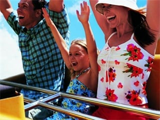 1 Day Asterix Amusement Park Tour from Paris