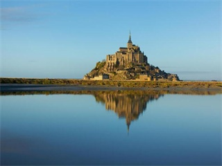 Tour Mont Saint Michel On Your Own from Paris
