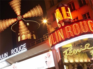 Moulin Rouge Cabaret Show and Seine River Cruise