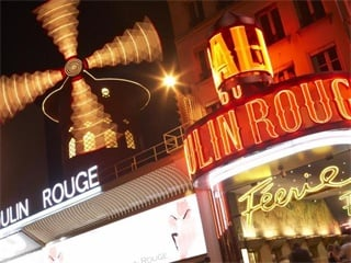 Illuminations of Paris Night Tour & Moulin Rouge Show from Paris