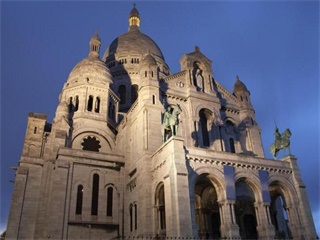 Musical Dinner at Montmartre