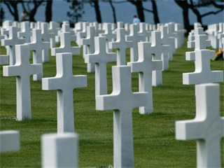 1-Day Normandy & D-Day Landing Beaches from Paris