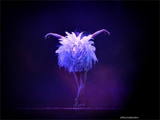Lido Cabaret Show from Paris