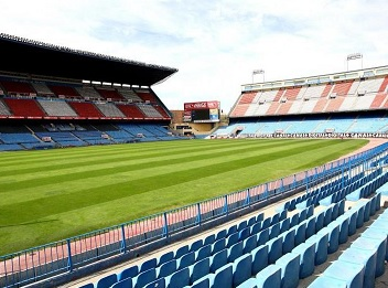 Atletico de Madrid F.C. Museum and Stadium Tour