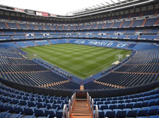 Santiago Bernabeu Stadium Tour (Ticket Only)