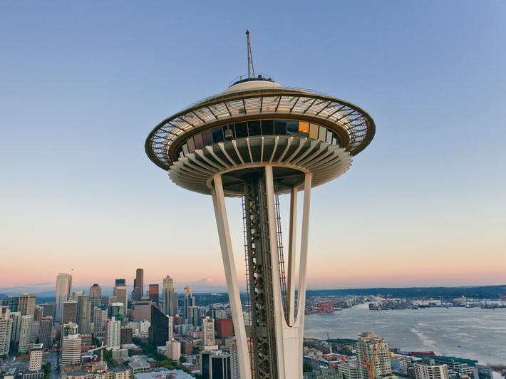 Space Needle Ticket Only