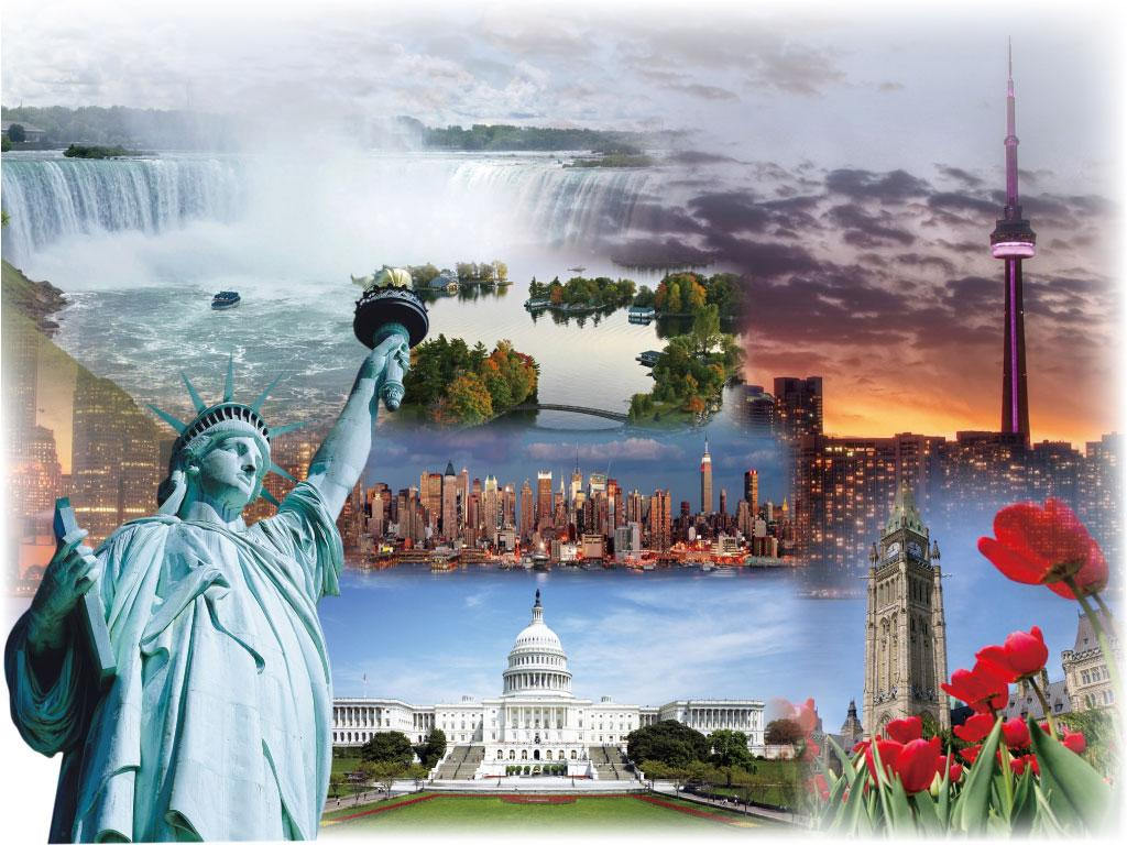 7-Day Eastern USA and Canada Tour from Montreal (stay in Niagara Falls)