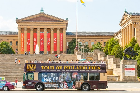Philadelphia Double Decker Tour