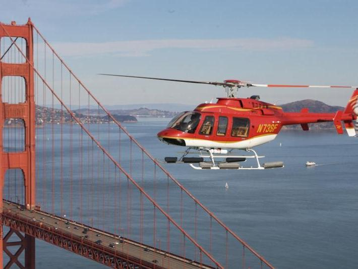San Francisco Helicopter Tour Discount