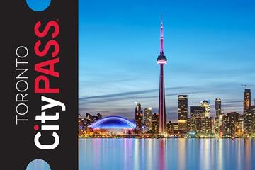 Toronto  5 Attractions City Pass from Toronto