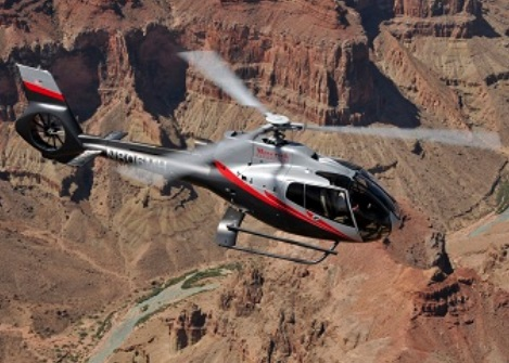 Maverick Helicopters Wind Dancer tour from Las Vegas