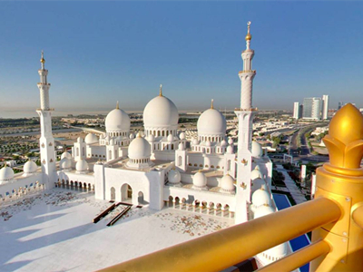 Private Sheikh Zayed Grand Tour from Abu Dhabi