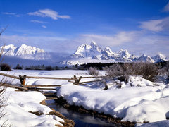 5-Day Yellowstone, Grand Teton, Jackson Winter Tour from Salt Lake City