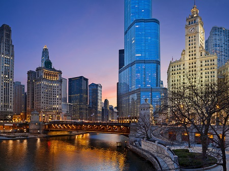 7-Day Chicago, East Coast 2018 New Year's Eve Countdown from Chicago