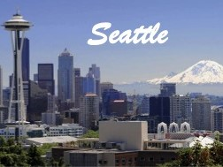 1-Day Seattle City Sightseeing Tour from Vancouver