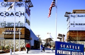 1-Day Seattle Premium Outlets Shopping Tour from Vancouver