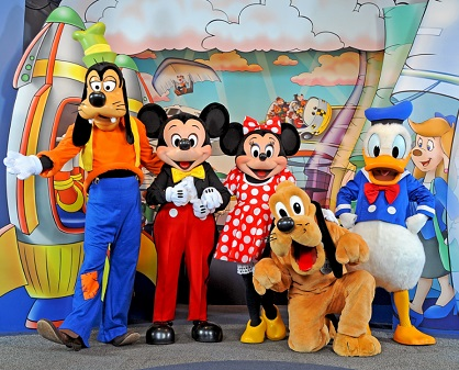 3-10 Day Orlando Walt Disney World Tickets  (Base and Park Hopper Options)