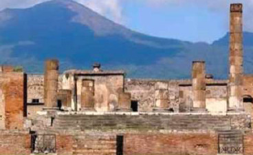 Independent Day Trip to Naples, Pompeii,  Capri – Shared Express Round Trip Shuttle from Rome