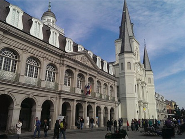 3-Day Baton Rouge, New Orleans Tour from Houston