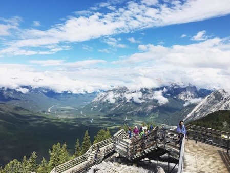 5-Day Canadian Rockies Express Tour from Calgary