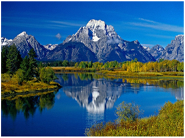 6-Day Yellowstone National Park, Grand Teton National Park and Mt. Rushmore Tour from San Francisco/Sacramento
