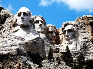 8-Day Yellowstone National Park, Grand Teton National Park and Mt. Rushmore Tour from San Francisco/Sacramento