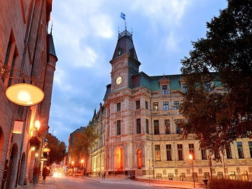 3-Day Montreal and Quebec City Tour from New York