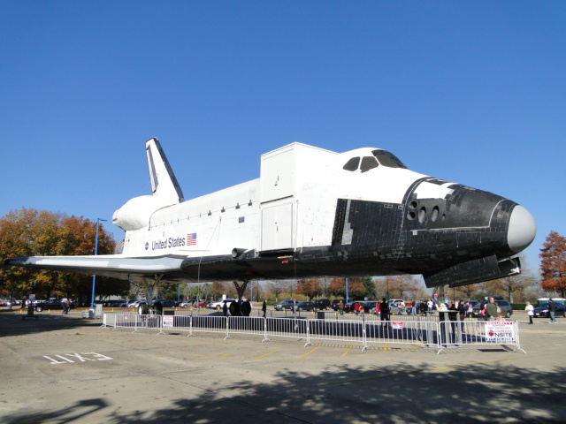 1-Day NASA Space Center Tour from Houston