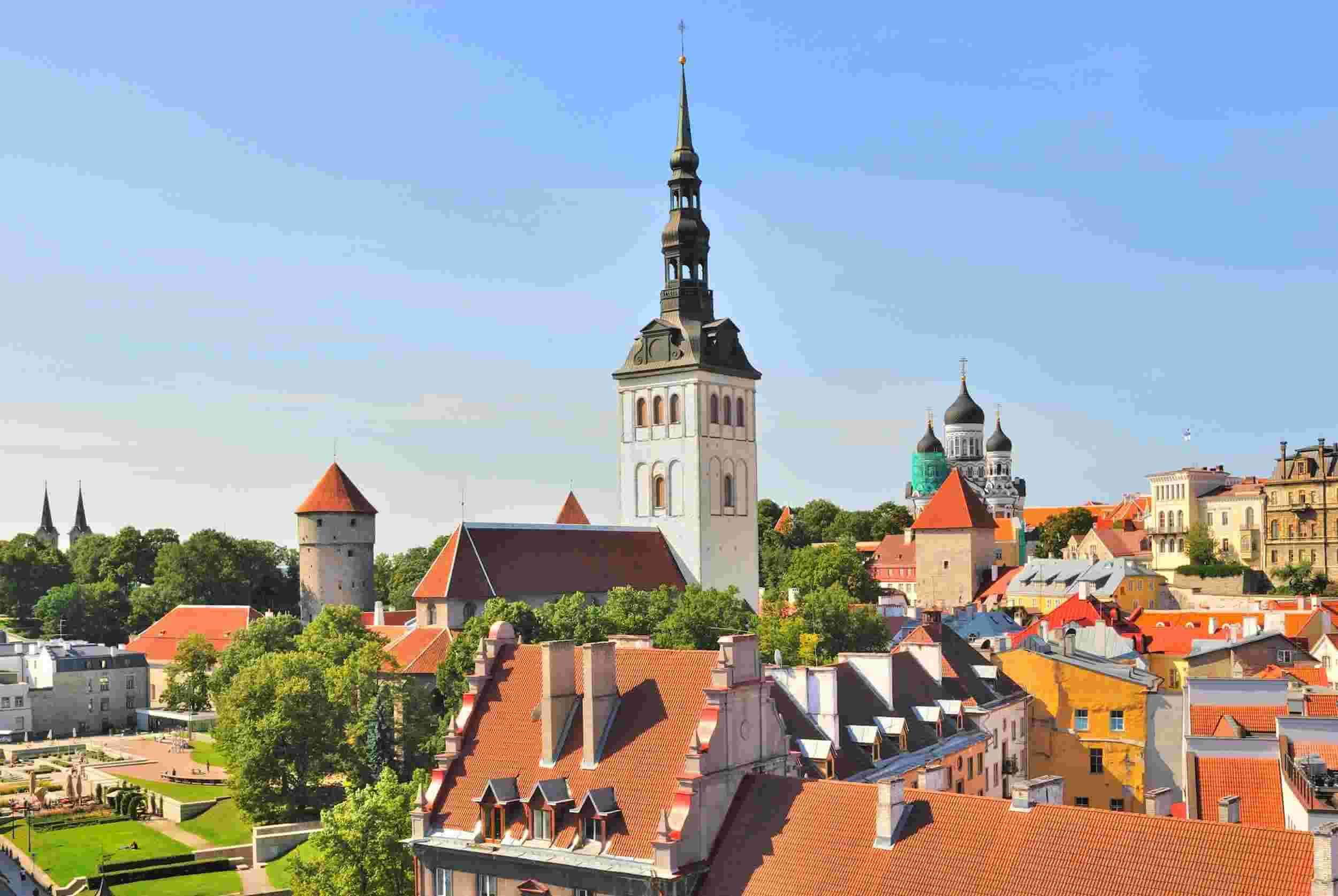 8-Day Baltic Triangle Tour from Tallinn
