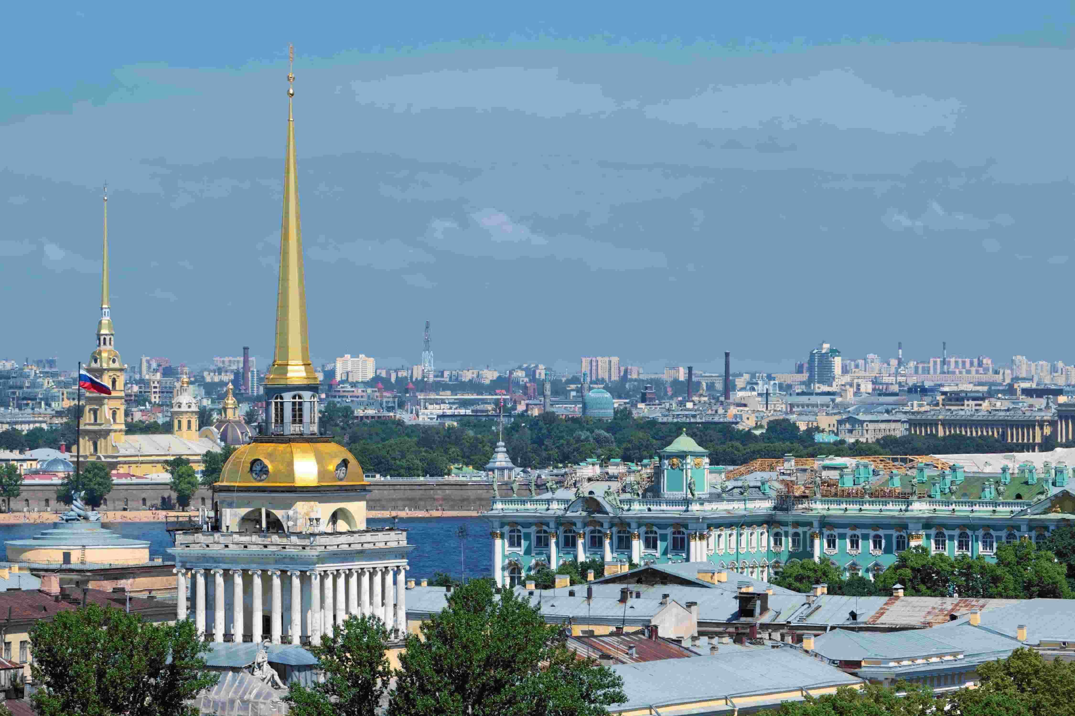 9-Day Czar Route Tour from Helsinki