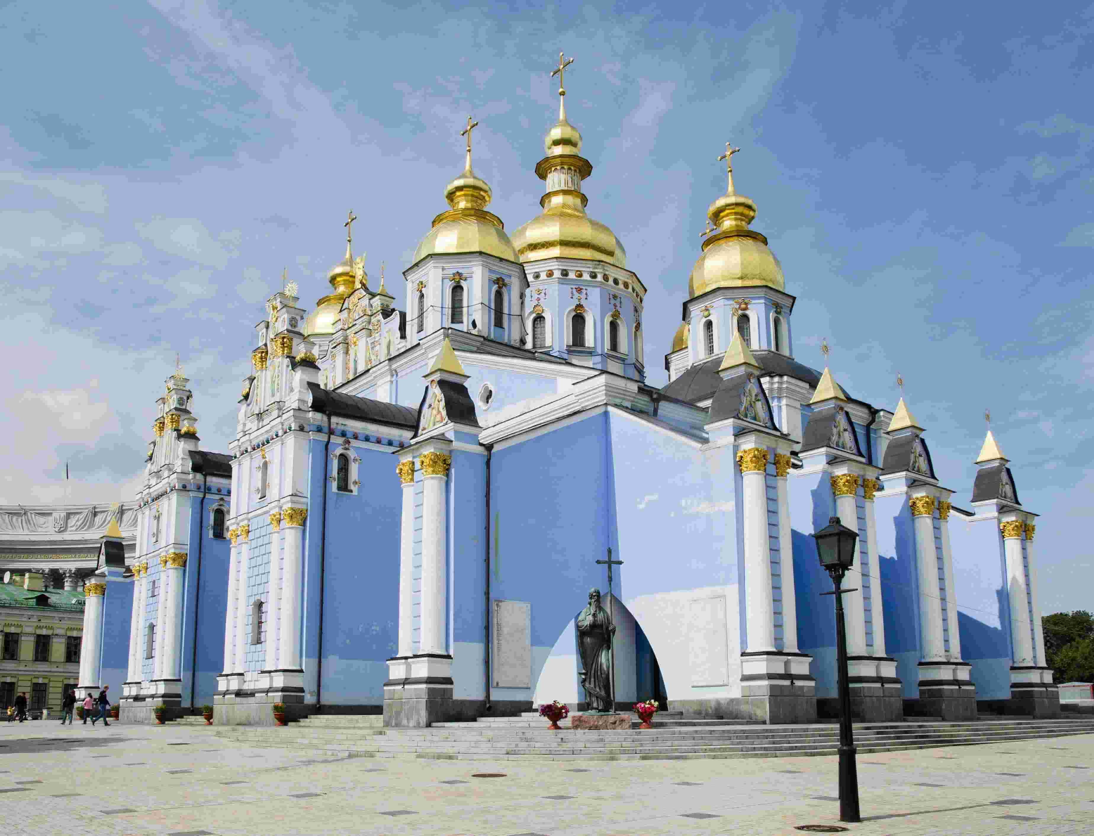 7-Day Classical Ukraine Tour from Kiev