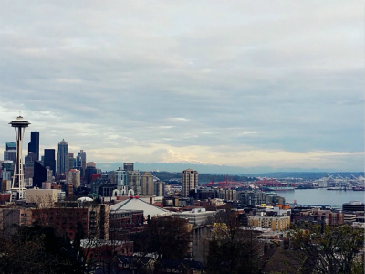 1-Day Seattle City Tour from Seattle