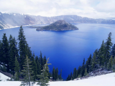 7-Day Seattle, Olympia, Portland, Crater Lake, Olympic National Park, Mt Rainier Tour from Seattle with Airport Transfer
