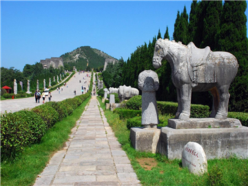 2-7 Days Xi'an-Luoyang-Shaolin-Zhengzhou Flexible Tour from Xi'an (Blue Line, Wednesday Departure)