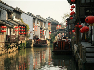 2-7 Days Suzhou, Nanjing, Wuzhen, Hangzhou Tour from Nanjing (Green Line, Tuesday Departure)