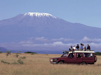8-Day Sunset Africa Safari Tour from Nairobi with Airport Transfer