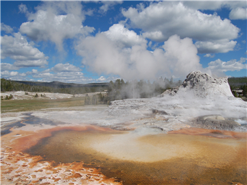 1-Day Yellowstone Bus Tour from Salt Lake City