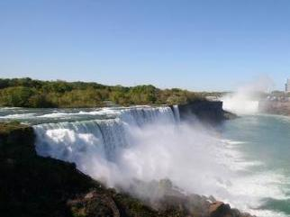 2-Day Niagara Falls by Train - U.S. side only
